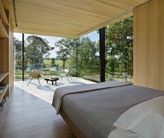 LM Guest House, Dutchess County NY (2012) sustainable design | Desai Chia Architecture