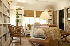 """TODAY I RECEIVED THE NEW MARK SIKES BOOK """"BEAUTIFUL""""......OMG OMG OMG......MARK SIKES DEFINES MY PERSON INTERIOR STYLE.....THIS IS WHY I LOVE MARK SIKES: HE'S DESIGNS A SOPHISTICATED TIMELESS AND CLASSIC LOOK IN A COMFORTABLE AND LIVABLE WAY. I LOVE HOW HE THROWS IN WICKER AND RATTAN"""