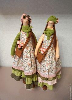 """Купить Кукла """" Весняна"""" - кукла ручной работы, кукла Тильда, куклы и игрушки ♡"""