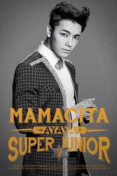 "Super Junior 7jib ""Mamacita"" 2nd Solo Teasers"