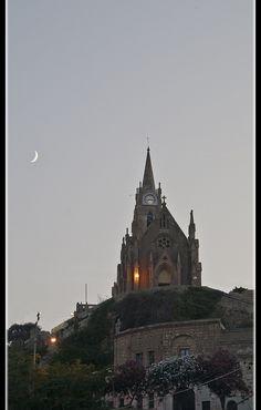 La Chapelle de Lourdes, France...