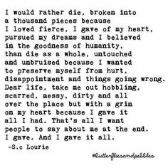 i would rather die Some Quotes, Quotes To Live By, Poetic Words, Love You, My Love, Life Advice, Poetry Quotes, Monday Motivation, Writing Prompts