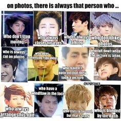 Why we love these boys #EXOPLANET these are all the aliens that live on this planet