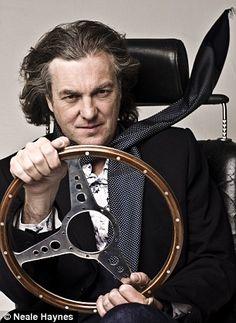 James May, by Neale Haynes http://www.nealehaynes.com/