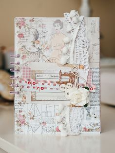Дневник скрапоголика...: Книга для выкроек