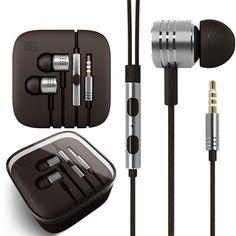 XIAOMI Piston 2 Earphone 3.5Mm Jack Earphones Headset In-Ear Headphones Stereo Earbuds For Xiaomi HT $26.90