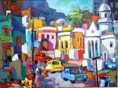 South Africa ~ Isabelle le Roux ~ Melay Quarter of the Cape