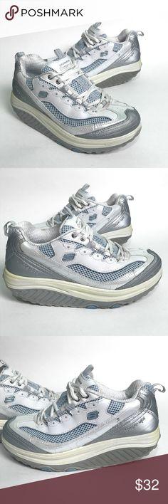 2c8653332e39 Skechers Shape Ups Jump Start Fitness Toning Shoes Skechers Women s Shape  Ups Size 7 Jump Start