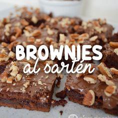 Desserts Sains, Köstliche Desserts, Healthy Dessert Recipes, Brownie Recipes, Cake Recipes, Food Porn, Bon Dessert, Deli Food, I Love Food