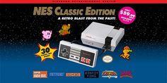 [VIDEO] Nuevo tráiler y más detalles de la Nintendo Classic Mini - HSB Noticias