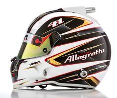 Racing Helmets Garage: Stilo ST5 V.Allegretta 2016 by Censport Graphics