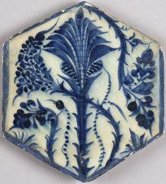 ceramic tile kuwait Dar al-Athar al-Islamiyyah Islamic Tiles, Islamic Art, Tile Art, Mosaic Tiles, Tile Murals, Delft, Ceramic Pottery, Pottery Art, Antique Tiles