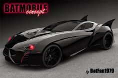 batmobile -concept