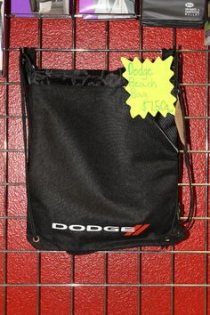 Dodge Beach Bag..Come on in to Tucson Dodge at 4220 E 22nd St. SW Corner of 22nd & Columbus...or call 745-7915.