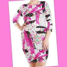 Confetti Dress - $40.00