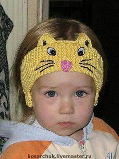 60 modelos de toucas para bebês e crianças  a6db4882905