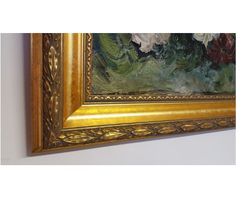 The stretcher frames are made by a Dutch family company that uses timber of responsible forestry. The frame is finished with copper leave in golden colour and is made in Europe. Johannes Vermeer, Golden Color, Vincent Van Gogh, Art Reproductions, Peonies, Dutch, Frames, Copper, Museum