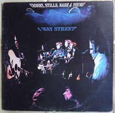crosby, stills, nash and young.4 way street.1971