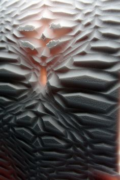 cnc high density foam decorative surface