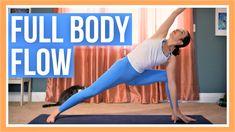 30 min Full Body Yoga - Intermediate Vinyasa Yoga Yoga Youtube, Free Youtube, Yin Yoga, Yoga Meditation, Vinyasa Yoga, Free Yoga Videos, Full Body, Morning Yoga, Yoga Flow