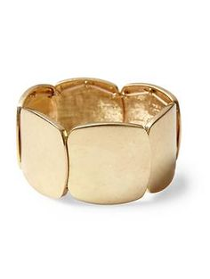 Modern Square Stretch Bracelet by Kenneth Cole New York $32.99