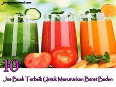 10 #Jus #Sehat Untuk Diet dan Menurunkan Berat Badan