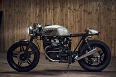 ryandonato:  1982 Honda Cx500 Custom Motorcycle