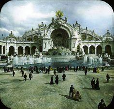 Paris pendant lExposition Universelle de 1900 Palace of Electricity 4 589x560 photo histoire featured