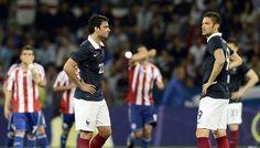 Francia vs Paraguay en vivo -