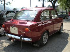 Fiat 850 S Giannini by franco-roccia on DeviantArt Fiat 850, Fiat Cars, Cars And Motorcycles, Classic Cars, Italy, My Favorite Things, Vehicles, Board, Ideas