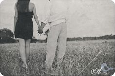 B engagement film/save-the-date