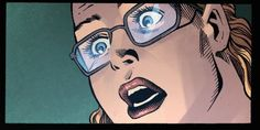 Felicity Smoak frame from Chapter 1 of the Arrow Season 2.5 digital comics.