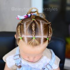 teenage hairstyles for school Shorts Little Girl Hairdos, Lil Girl Hairstyles, Girls Hairdos, Teenage Hairstyles, Older Women Hairstyles, Easy Work Hairstyles, Pretty Hairstyles, Hairstyles For Toddlers, Wedding Hairstyles