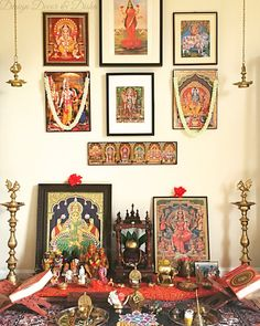 Design Decor & Disha: Wall Stories: Traditional Indian Wall Decor