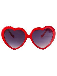 Heart Sunglass   Vintage Eyewear   New & Now's Accessories   American Apparel