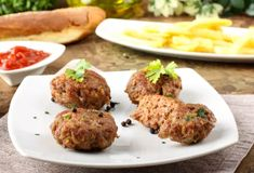 Morčacie fašírky Ethnic Recipes, Food, Meal, Eten, Meals