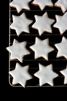 Biscotti di Natale: Zimtsterne... Ti ricorda nulla??!