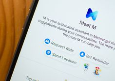Everything you need to know about Facebook Messenger's M assistant