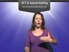 ▶ EFT Tapping & Sound Healing for Miracles - YouTube