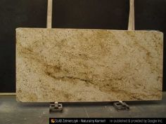 Koloniale Gold granieten »Fabrikant aanrecht SLAB Żołnierczyk. Stenen werkbladen.