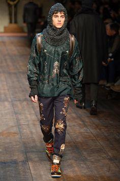 Dolce & Gabbana Fall/Winter 2014 / Collection, Fall/Winter, Milan
