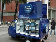 Nivea Mobile Shop 4 by ApeLover81, via Flickr