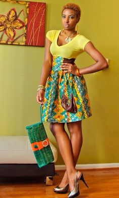 African Dress Designs For Ladies Best african print dress Women Fashion Best African Dress Designs, African Print Dresses, African Dresses For Women, African Attire, African Prints, African Women, African Beauty, African Fabric, African Fashion Designers