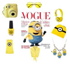 """Minions"" by jmejrose on Polyvore"