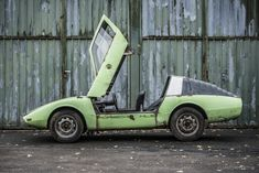 The unique Porsche 911 HLS was lost for 40 years