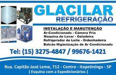 GLACILAR REFRIGERAÇÃO INSTALAÇÃO E MANUTENÇÃO