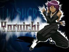 Bleach-Yoruichi