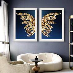 Diy Canvas Art, Diy Wall Art, Modern Wall Art, Wall Canvas, Canvas Prints, Modern Canvas Art, Canvas Poster, 3 Piece Canvas Art, Metal Wall Art Decor