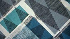 Så fin retro gardin! 50- tal 60- tal på Tradera.com - Gardiner och