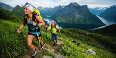 Vandring er mere end sjov og storslåede udsigter. Det er også en alletiders måde at brænde kalorier af. Her er fire fantastiske ruter, som vil få din puls op.
